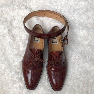 Men's David Eden dress shoes